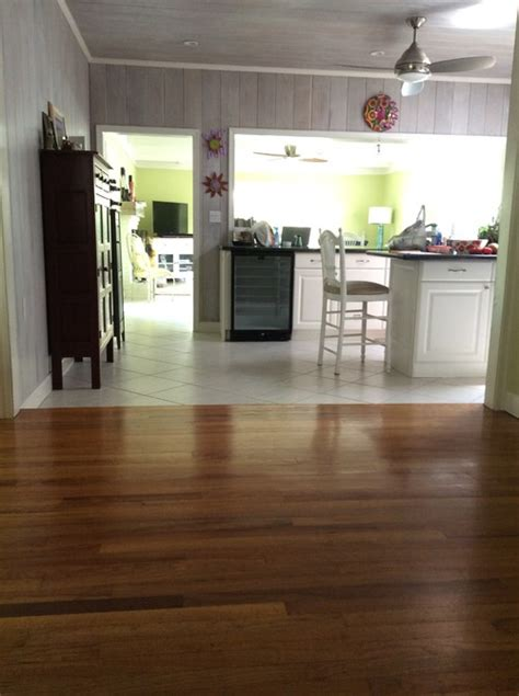 Should Kitchen And Living Room Be The Same Color Two Different Floors Advice Needed