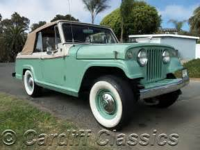 Jeep Jeepster For Sale 1967 Used Jeep Jeepster Commando Continental At Cardiff