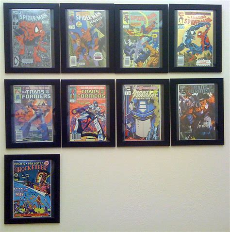 picture frame books ikea comic book photo frame hack yoshicast