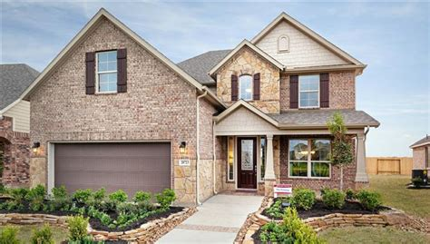pine creek at lakes west cypress tx new homes