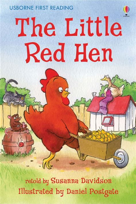 the little red hen 1861476531 the little red hen at usborne books at home