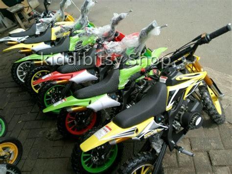 Motor Mini Lenka Gpr 50cc jual lenka mini trail 50cc motor cross mini kiddibitsy