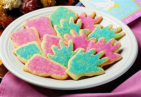 Baby Shower Cookie Recipe by Baby Shower Sugar Cookies