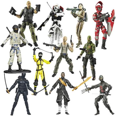 Jo In Sound Toys g i joe retaliation figures wave 5 hasbro g i