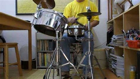 Set Minie Kid pete s mini drum kits