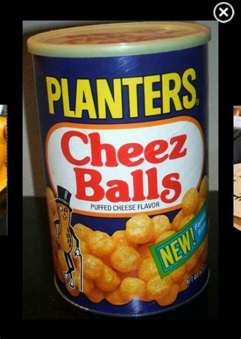 80s Food Cheez Balls My 80s Lunchbox Held Pinterest Planters Cheez Balls