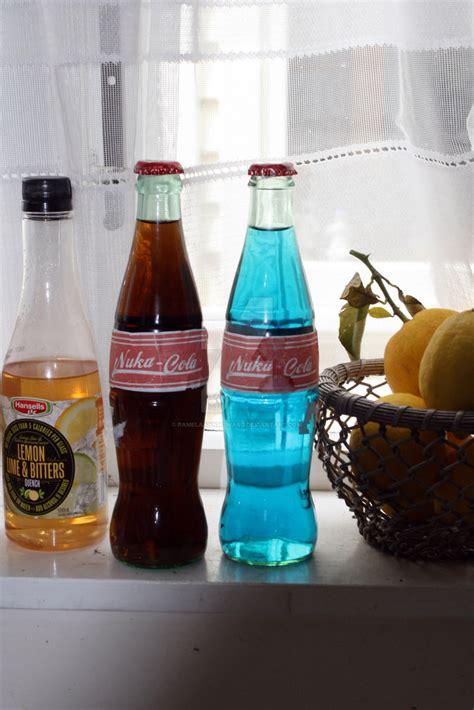 Drink Nuka Cola nuka cola nuka cola quantum drinks by pamelaannhoward on