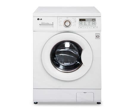 Mesin Cuci Lg Pintu Depan 6kg lg f12b89nda washing machines 6kg 6 motion dd washing