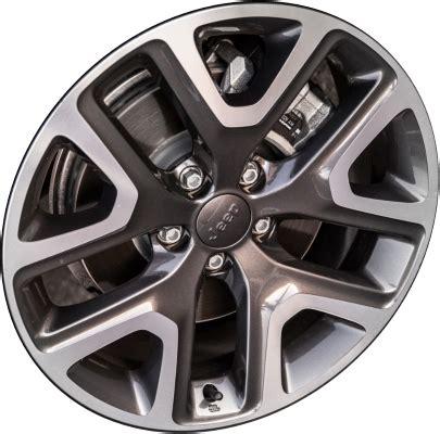 jeep renegade charcoal jeep renegade wheels rims wheel rim stock oem replacement