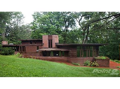 frank lloyd wright style homes charles l manson house usonian style frank lloyd wright