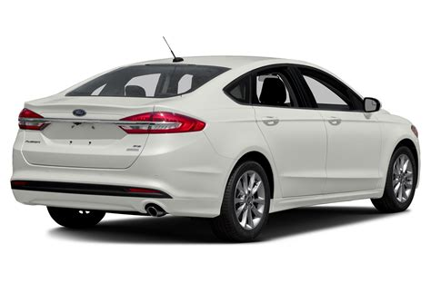 ford fusion 2017 new 2017 ford fusion price photos reviews safety