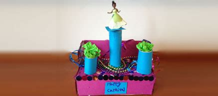 carnival crafts for to make incultureparent carnival craft make a float