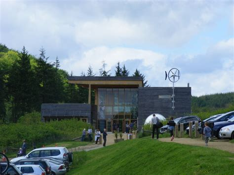 Dalby Forest Eco Friendly Visitor Centre Opens by Eco Friendly Building Extension Ladders