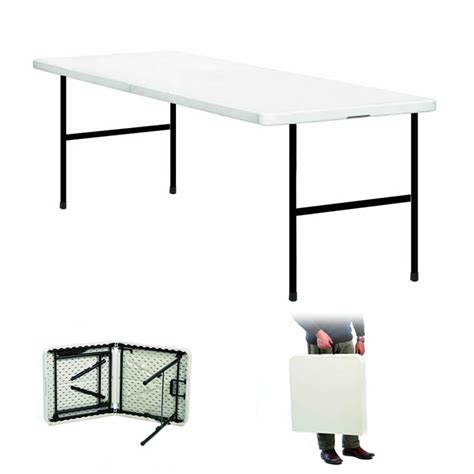 table with folding legs folding table with folding legs 1830mm csi products