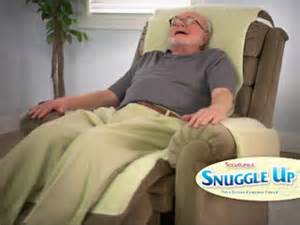 as seen on tv chair cover snuggle up fleece recliner cover as seen on tv