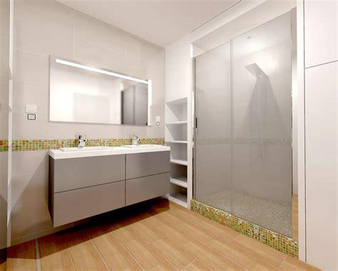 Impressionnant Suite Parentale Avec Salle De Bain #1: Agence-Avous-Suite-parentale-salle-de-bain-douche.jpg
