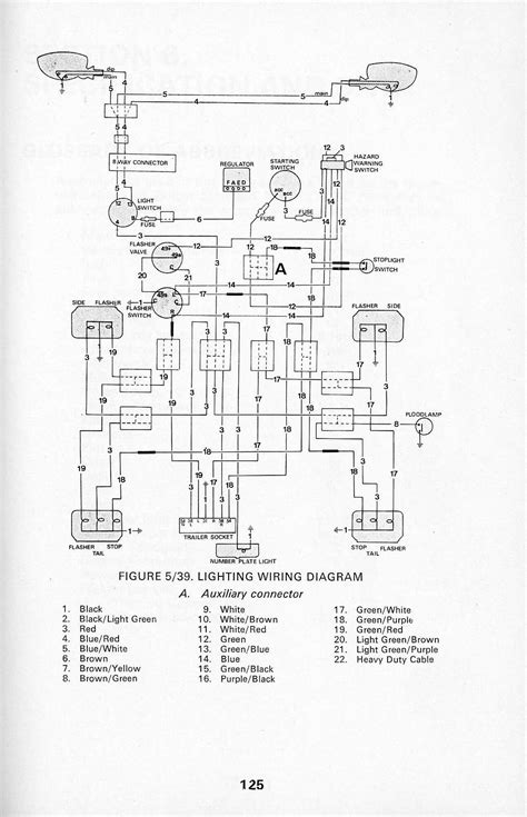 david brown 990 wiring diagram get free image about