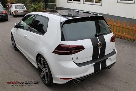 Auto Folieren Kosten Golf 7 by Folierung Vw Golf 7 R