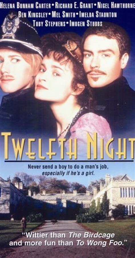 twelfth night twelfth night or what you will 1996 imdb