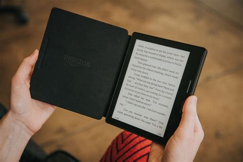 amazon oasis kindle oasis review digital trends