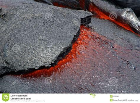Big Flow 8 Maxy Ori By Lava lava flow hawaii volcanoes national park stock image