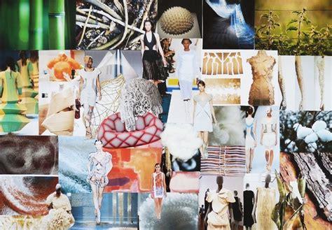 fashion mood boards london art portfolio