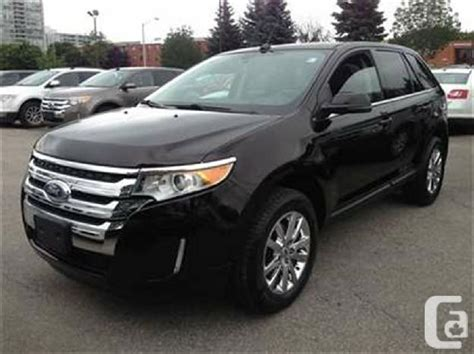 edge for sale used 2013 ford edge for sale in toronto a2838 for sale