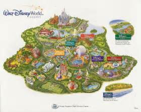map disneyland florida purple disney disney theme parks