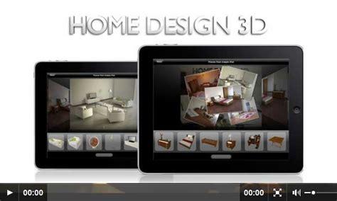 home design 3d para ipad home design 3d aplicaci 243 n para dise 241 ar planos de casas y