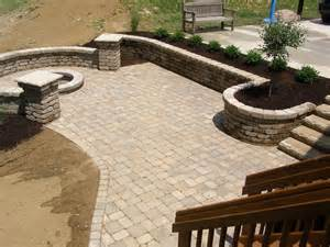 Paver Patio Stones 26 Awesome Patio Designs For Your Home Page 2 Of 5