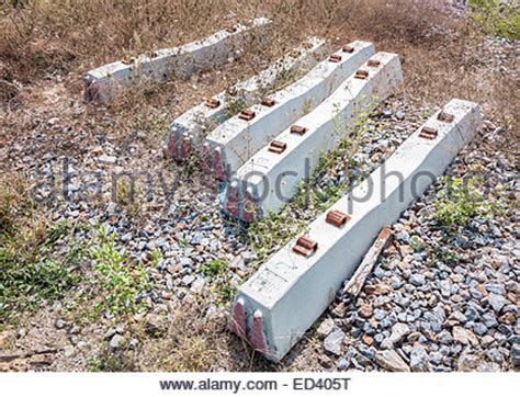 Securing Sleepers To Ground by Pile Of Railway Sleepers Stock Photos Pile Of Railway