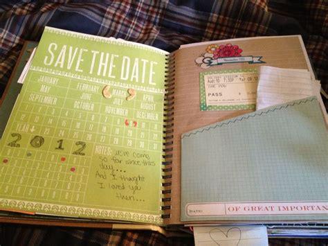 Handmade Scrapbook Ideas For Boyfriend - 25 best ideas about scrapbook ideas for boyfriend on