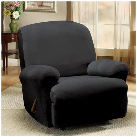 sure fit recliner cover instructions sure fit 174 stretch pearson recliner slipcover 292825