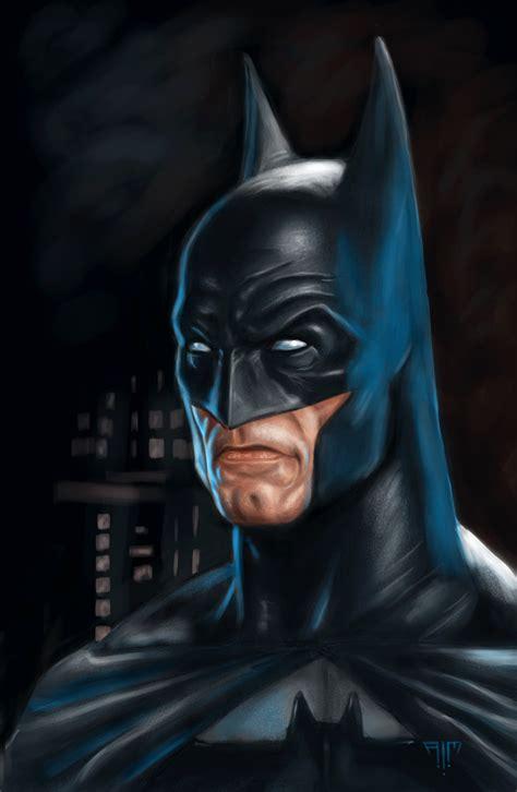 batman painting free batman by aim on deviantart