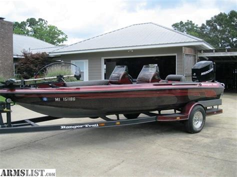ranger bass boats only for sale armslist for sale ranger bass boat