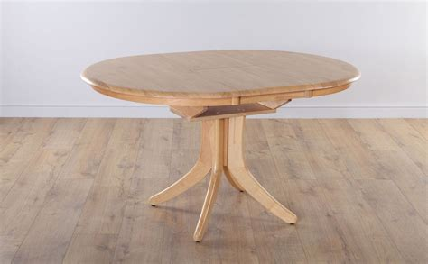 dining room tables extendable hudson round extending oak dining room table furniture ebay