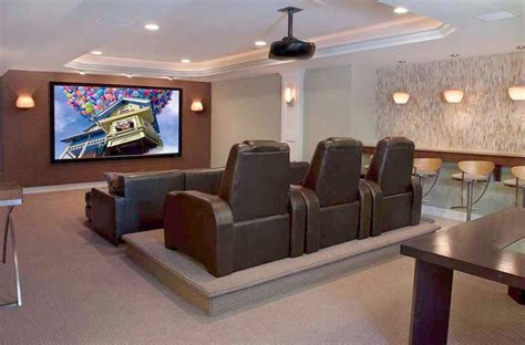 home theater seating ideas uncategorized home theater