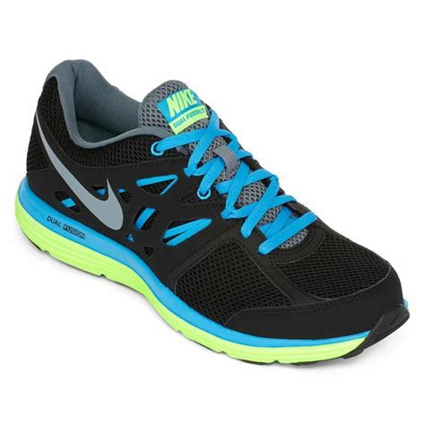 jcpenney athletic shoes jcpenney nike 174 dual fusion lite mens running shoes