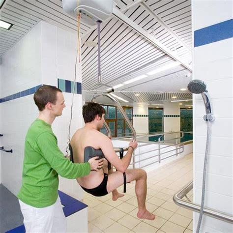sollevatori per disabili a soffitto sollevatore per disabili a binario per trasferire un