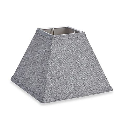 square l shades grey buy mix match small 9 inch square l shade in grey