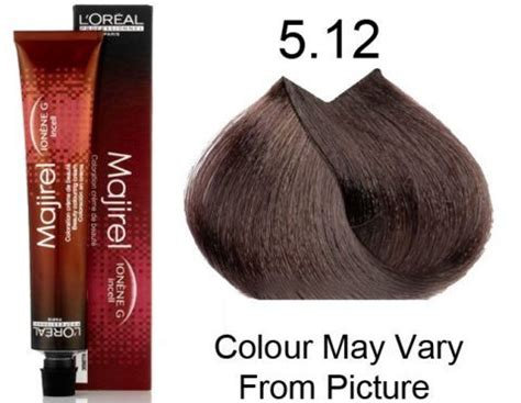 l oreal professional majirel majirouge majicontrast permanent hair color dye ebay l oreal professional majirel 7 13 7ag permanent hair color 50ml hair and supplier