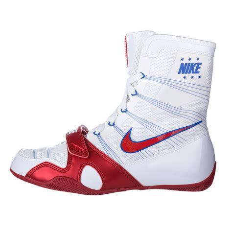 boxing shoes boxing shoes nike hyperko white fighters europe