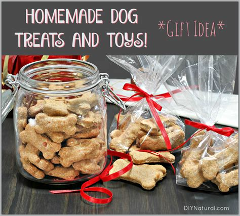 treats to make for gifts treats and toys make for great gifts