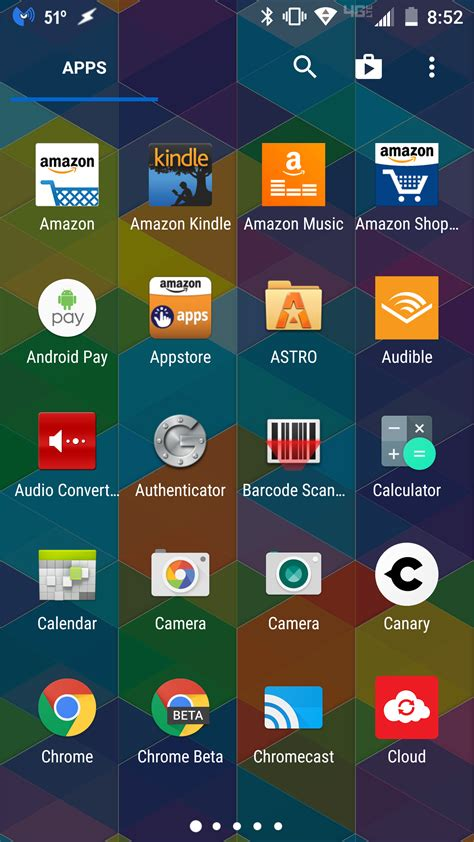 screenshots five android home screens that are better