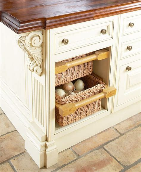 fruit and vegetable drawers traditional new york by 1000 images about bread box is it smaller than on
