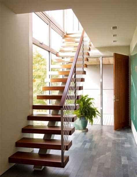 Wooden Staircase Design 27 Best Wooden Staircase Images On Pinterest Stair Design Modern Staircase And Modern Stairs