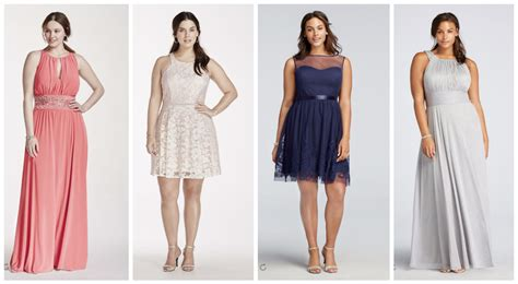 Plus Size Bridesmaid Dress by The Best Places To Buy Plus Size Bridesmaid Dresses