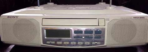 sony under counter radio cd player west shore langford