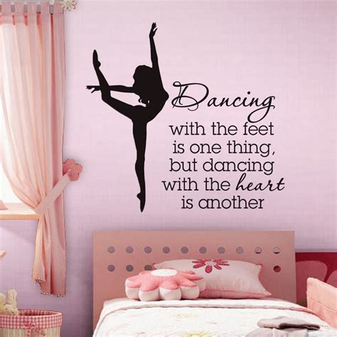 dancer wall stickers buy wholesale elegance quotes from china elegance
