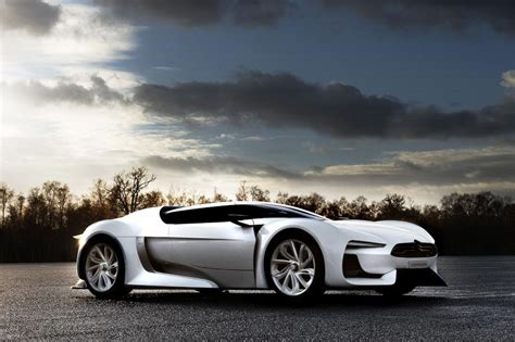 Citroen S Gt Supercar Pictures Evo